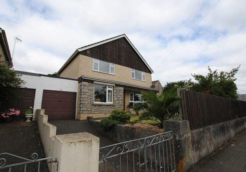 4 Bedrooms Detached House for sale in Fairmead Road, Saltash