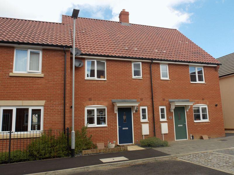 3 Bedrooms Terraced House for sale in Gilbert Road, Stanton