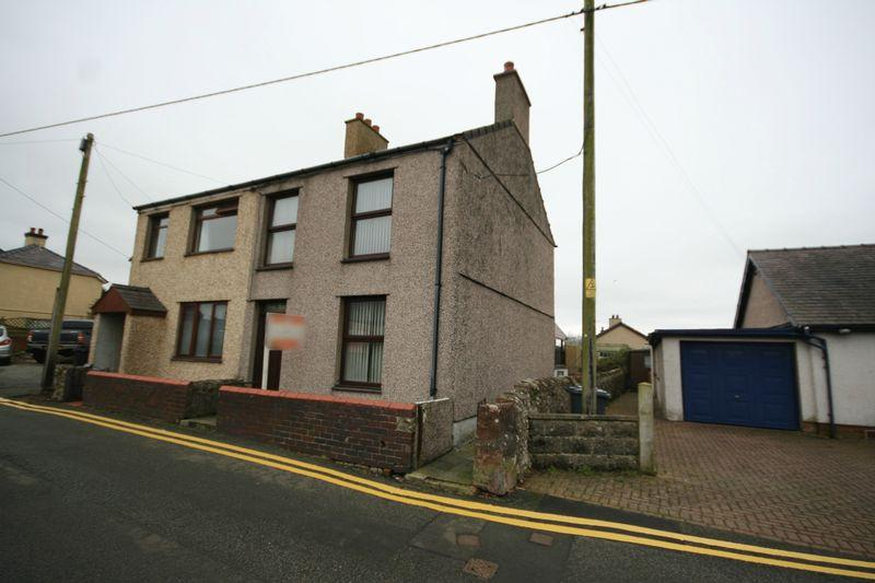 2 Bedrooms Semi Detached House for sale in Brynsiencyn, Anglesey. For Sale By Auction 10th August 2017 Subject to Auction Terms Conditions