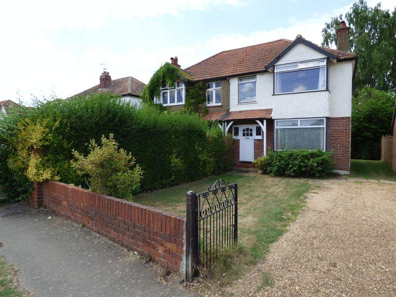 3 Bedrooms Semi Detached House for sale in Raymead Way, Leatherhead
