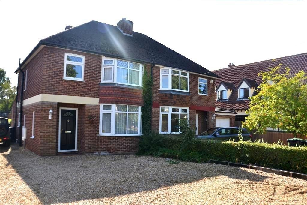 3 Bedrooms Semi Detached House for sale in London Road, Biggleswade, Bedfordshire, SG18