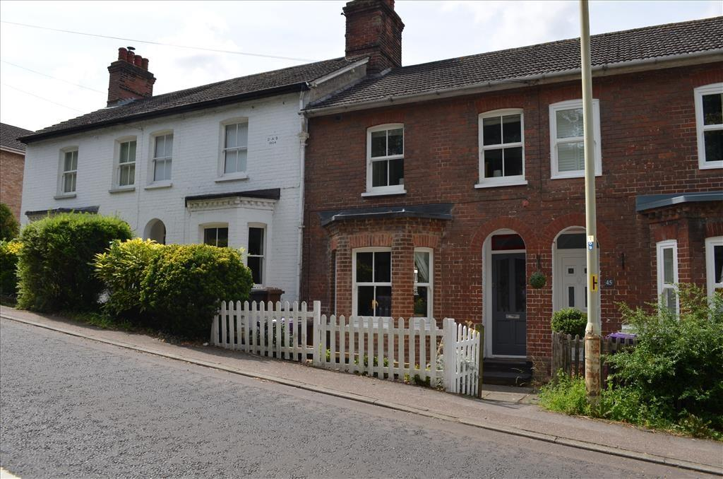 3 Bedrooms Cottage House for sale in Barkway Road, ROYSTON, SG8