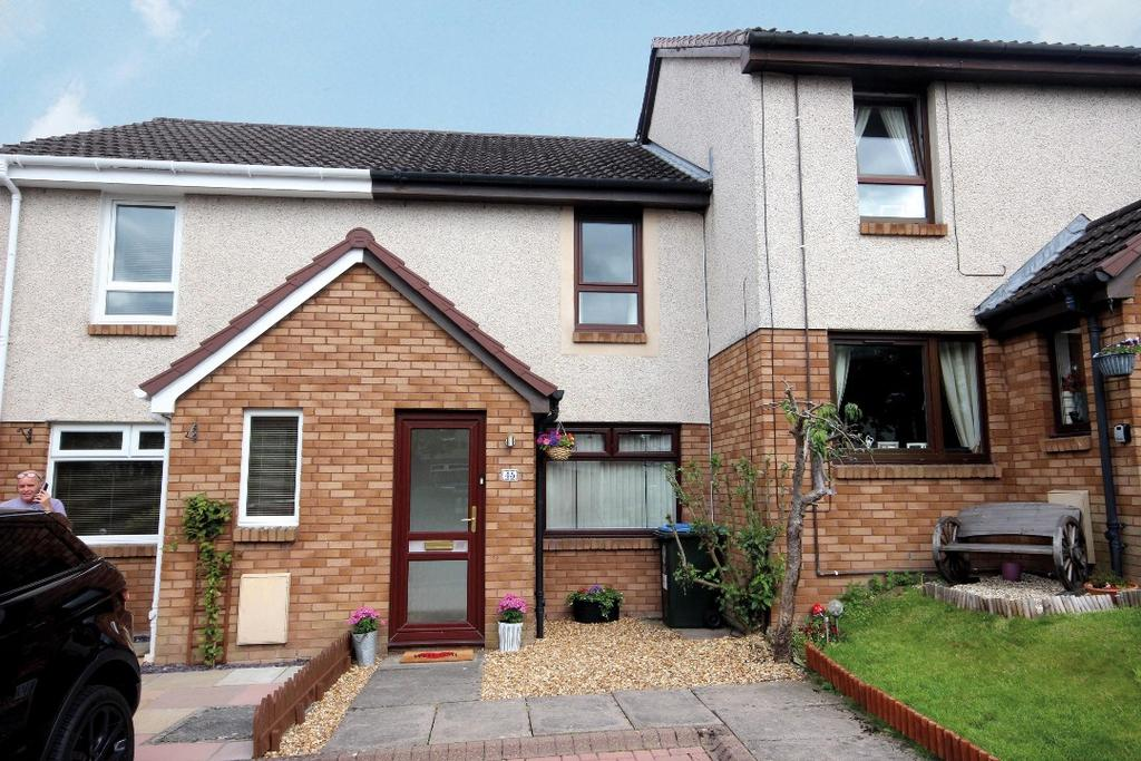 2 Bedrooms Terraced House for sale in Hermitage Drive, Perth, Perthshire, PH1 2JT