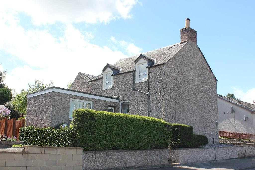 2 Bedrooms Semi Detached House for sale in Burghmuir Road , Perth, Perthshire , PH1 1JG