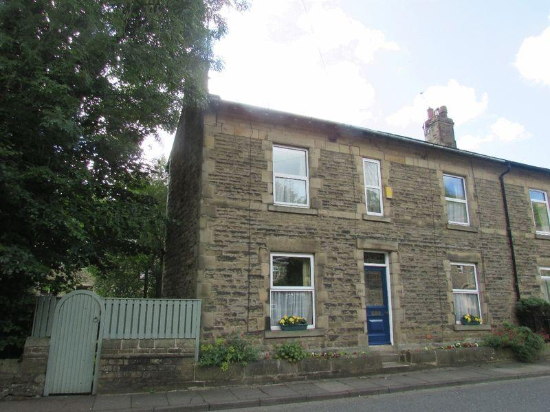2 Bedrooms Terraced House for sale in Cragg Road, Mytholmroyd, Hebden Bridge