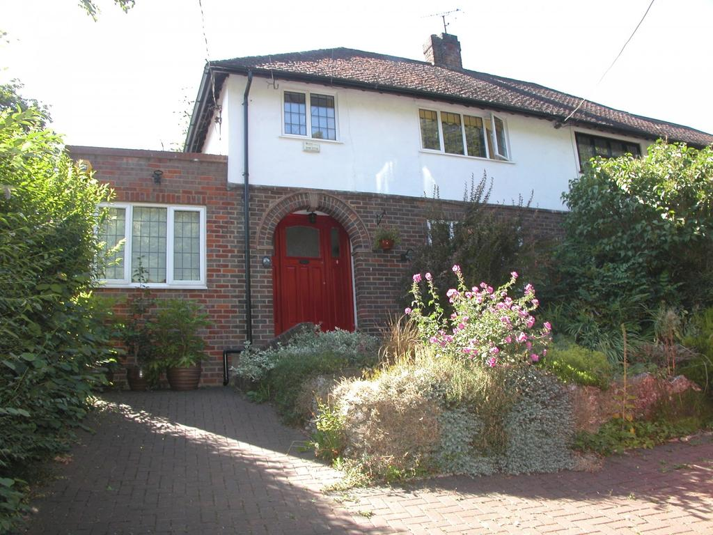 4 Bedrooms Semi Detached House for sale in Stanley Hill, Amersham, HP7