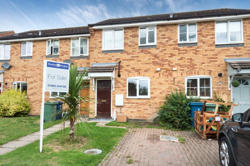 2 Bedrooms Terraced House for sale in Lakefield Road, Littlemore, Oxford