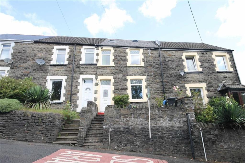 3 Bedrooms Terraced House for sale in Glan Yr Afon, Treharris, CF46