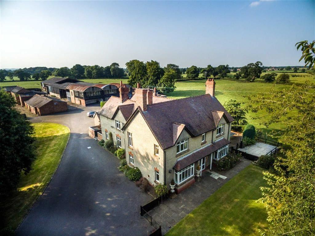 7 Bedrooms Detached House for sale in Wrenbury Hall Drive, Wrenbury, Cheshire
