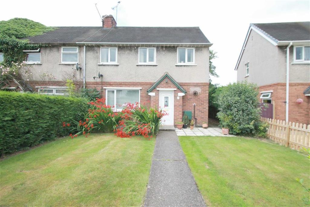 3 Bedrooms Mews House for sale in Stanley Grove, Ruabon, Wrexham