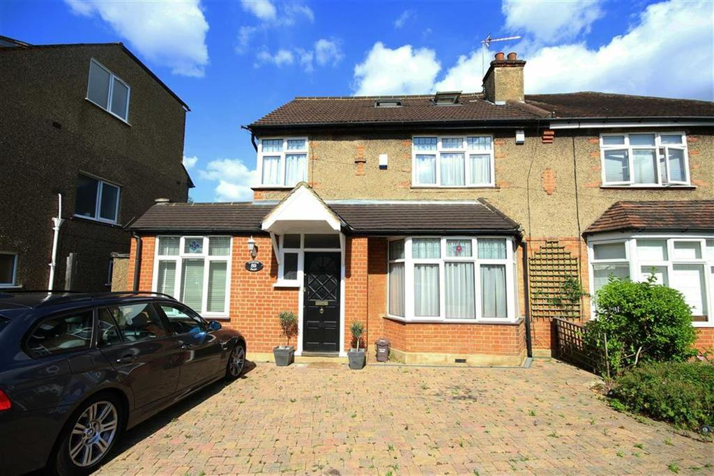 4 Bedrooms House for sale in Crescent Road, New Barnet, Hertfordshire