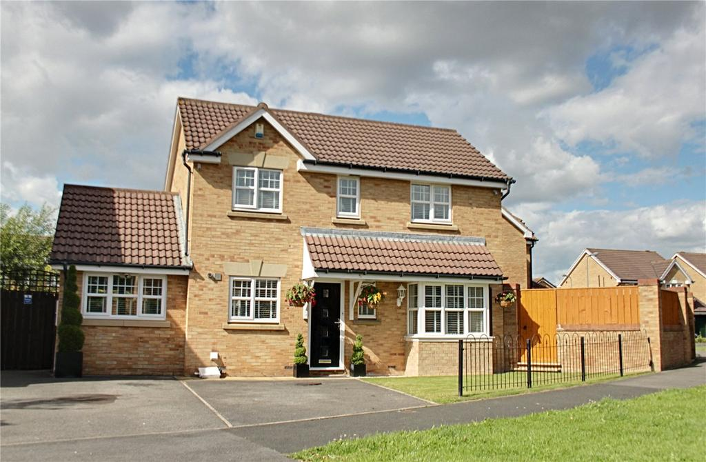 3 Bedrooms Detached House for sale in Beacons Lane, Ingleby Barwick