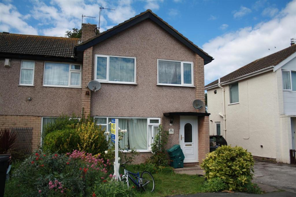 3 Bedrooms Terraced House for sale in Foryd Road, Kinmel Bay