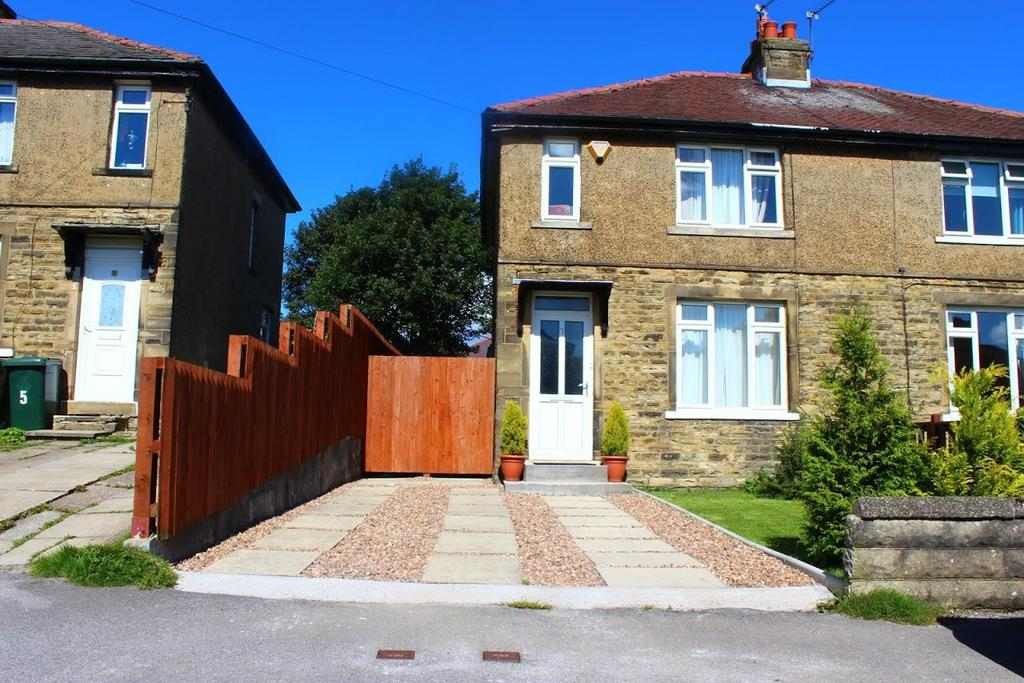 3 Bedrooms Semi Detached House for sale in Dene Road, Wibsey, Bradford, BD6 3PJ