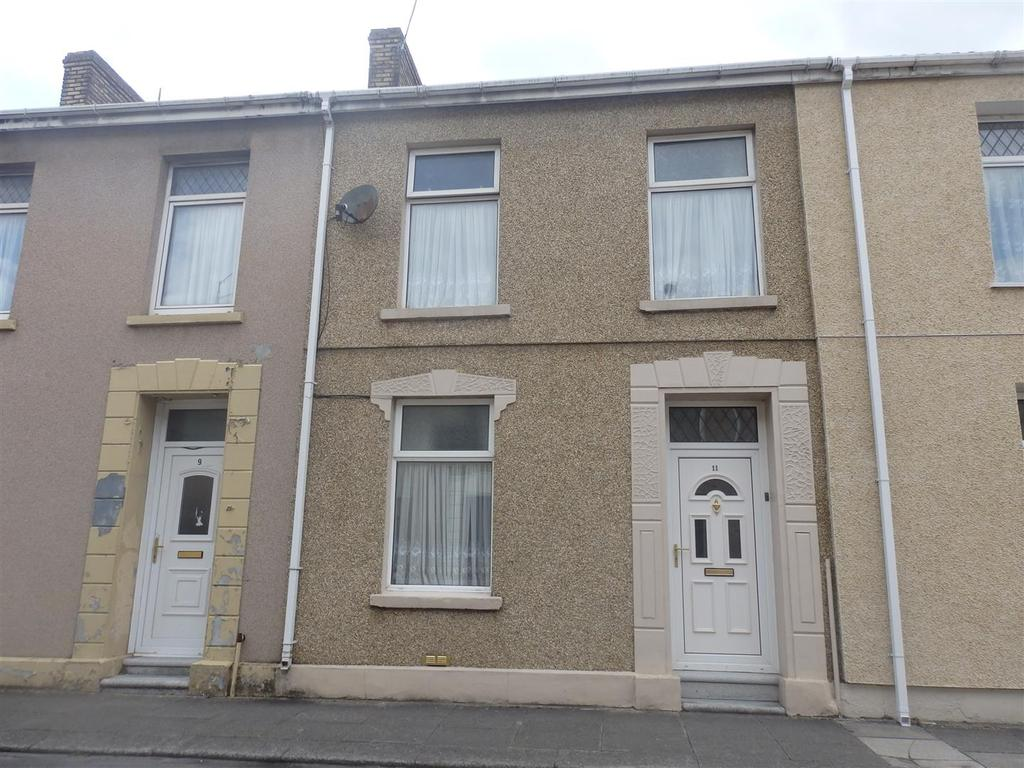 3 Bedrooms Terraced House for sale in Andrew Street, Llanelli