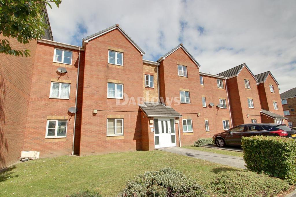 2 Bedrooms Flat for sale in Beaufort Square, Pengam Green, Cardiff