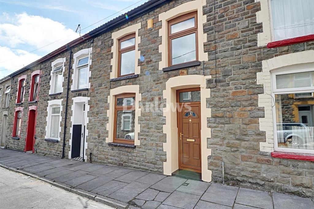 3 Bedrooms Terraced House for sale in Jones St, Tonypandy