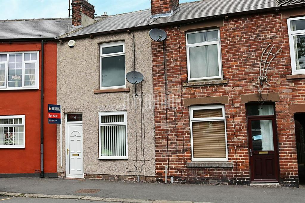 2 Bedrooms Terraced House for sale in Rodman Street, Woodhouse