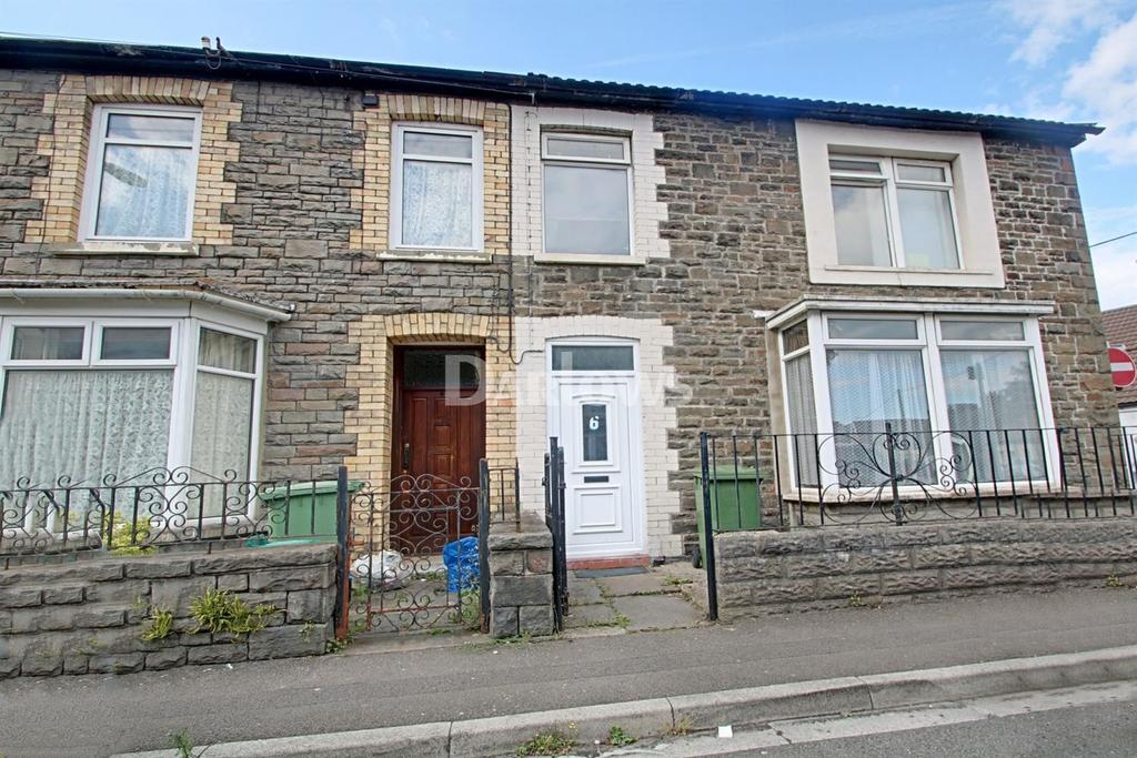 6 Bedrooms End Of Terrace House for sale in John Street, Treforest
