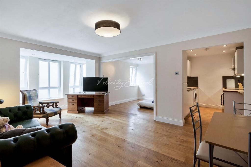 1 Bedroom Flat for sale in Brightlingsea Place, Narrow Street, E14