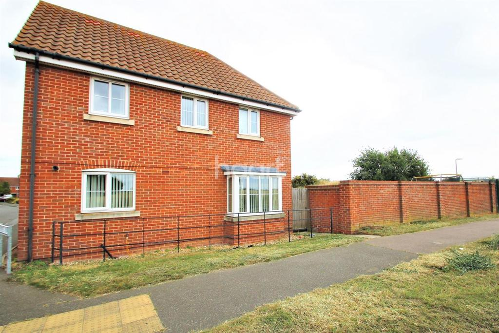 3 Bedrooms Semi Detached House for sale in Harpers Way