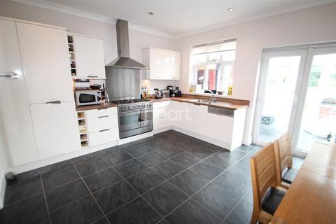 4 bedroom semi-detached house to rent - Vernon Road, Edgbaston