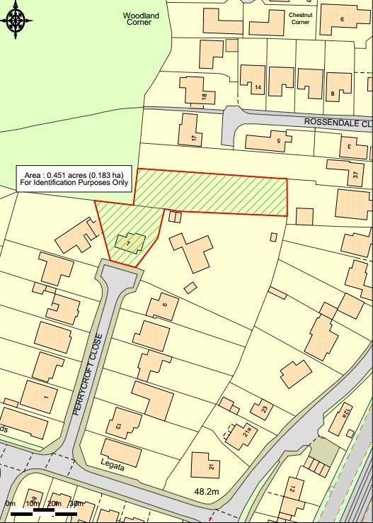 Land Commercial for sale in 35 Station Road, Fernhill Heath, Worcester, WR3