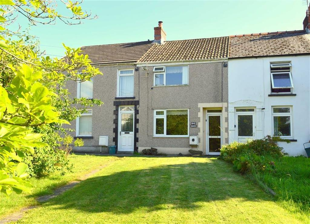 3 Bedrooms Cottage House for sale in Mill Cottages, Hendy Road, Swansea