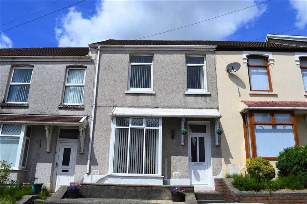 2 Bedrooms Terraced House for sale in Megan Street, Swansea, SA5