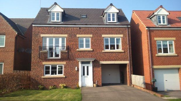 4 Bedrooms Detached House for sale in WATERCRESS CLOSE, BISHOP CUTHBERT, HARTLEPOOL