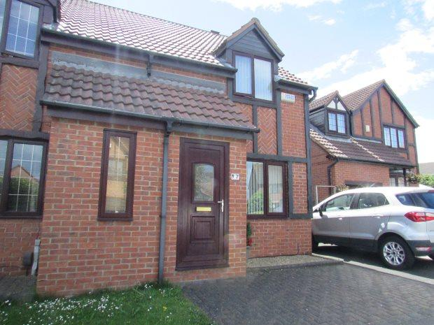 2 Bedrooms Semi Detached House for sale in DUNLIN ROAD, MIDDLEWARREN, HARTLEPOOL