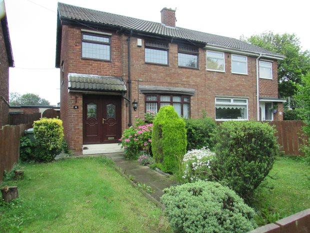 3 Bedrooms Semi Detached House for sale in FULTHORPE AVENUE, KING OSWY, HARTLEPOOL