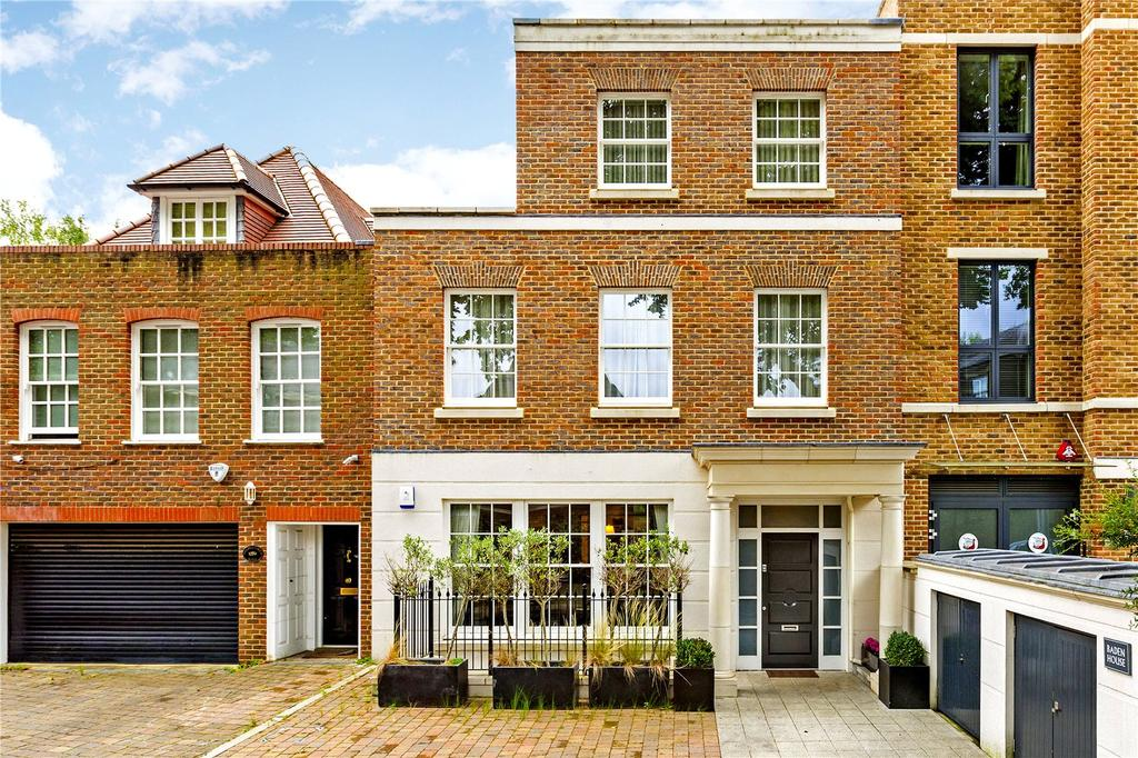 5 Bedrooms Terraced House for sale in Retreat Road, Richmond, Surrey, TW9