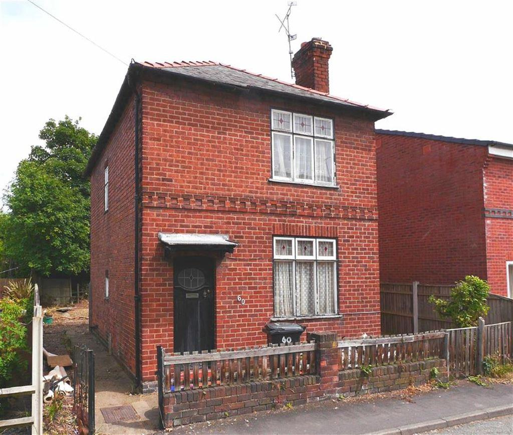 3 Bedrooms Detached House for sale in Cestrian Street, Connah's Quay, Deeside, Flintshire