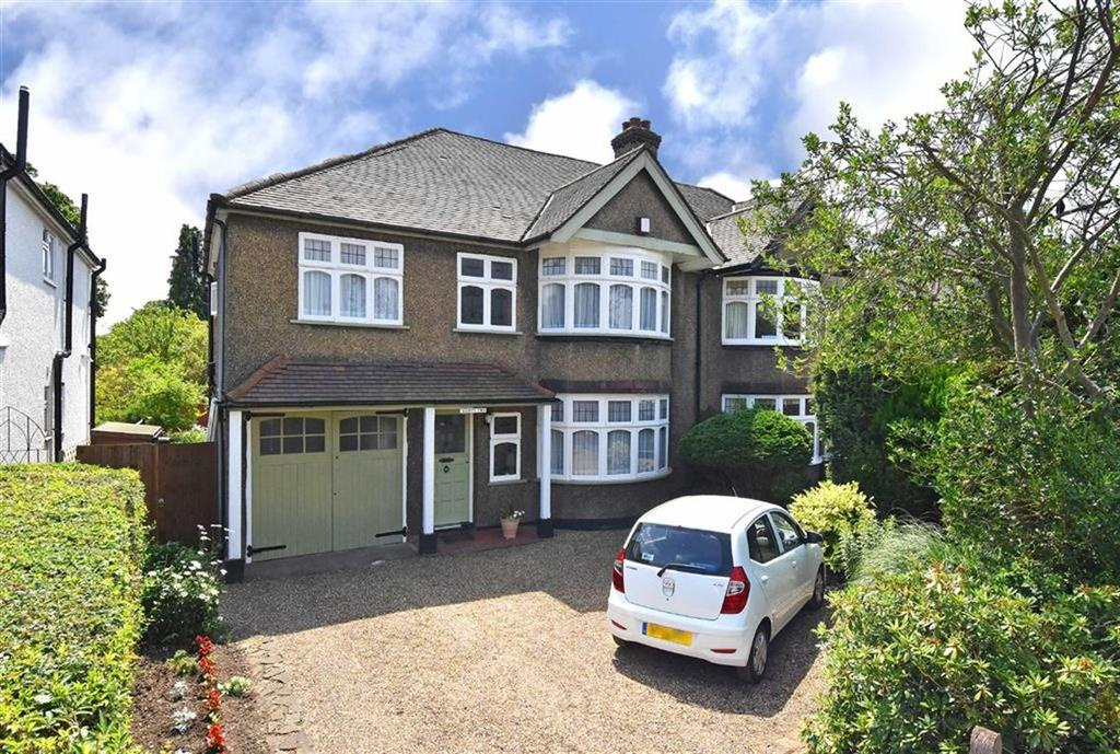 4 Bedrooms Semi Detached House for sale in Sandford Road, Bromley, Kent