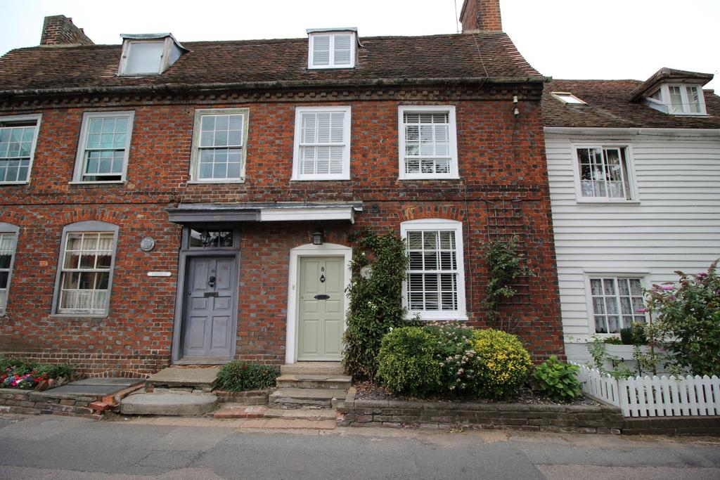 2 Bedrooms Cottage House for sale in 8 The Street, Shorne, Kent DA12