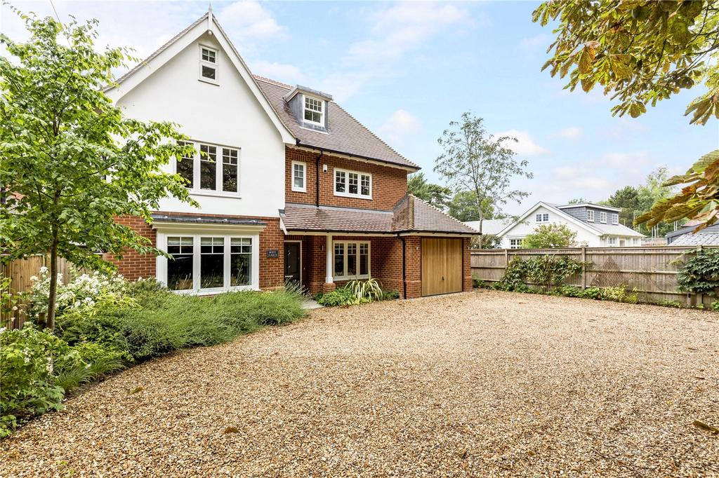 6 Bedrooms Detached House for sale in Chestnut Avenue, Chichester, West Sussex