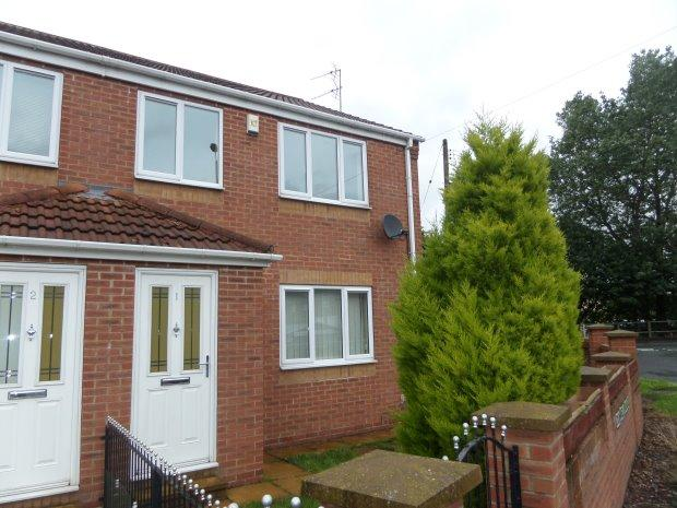 3 Bedrooms Semi Detached House for sale in DUNSWELL GRANGE, TRIMDON STATION, SEDGEFIELD DISTRICT