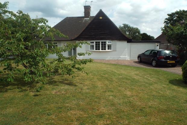 2 Bedrooms Detached Bungalow for sale in Middleton Boulevard, Wollaton Park, Nottingham, NG8