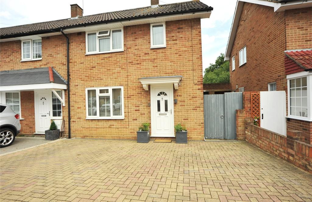 2 Bedrooms End Of Terrace House for sale in Hornbeam Close, Brentwood, Essex, CM13