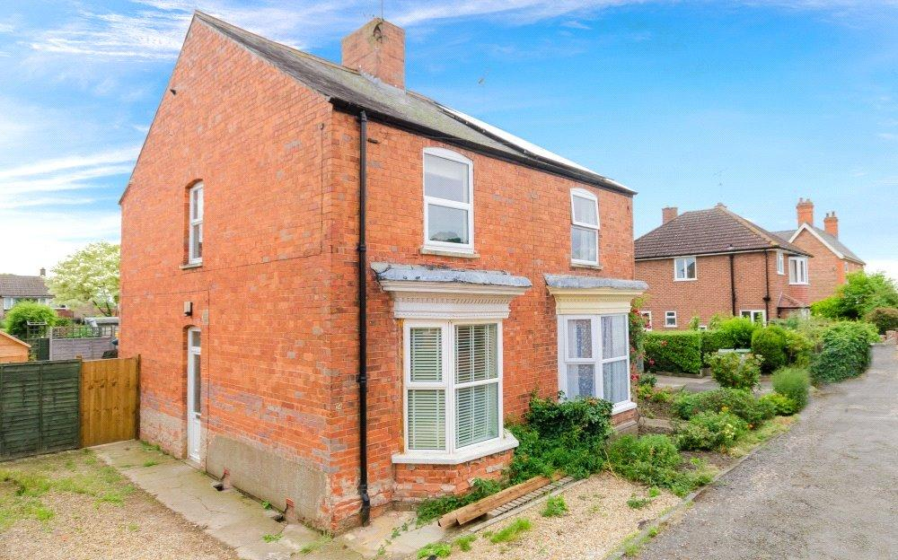 3 Bedrooms Semi Detached House for sale in Austerby, Bourne, PE10