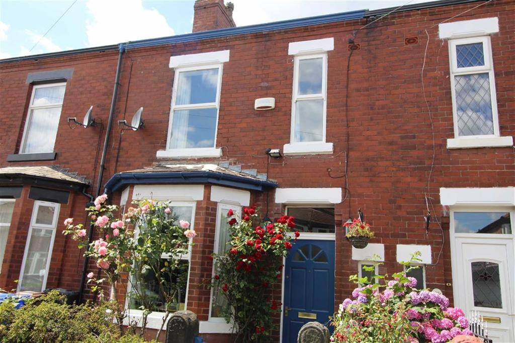 3 Bedrooms Terraced House for sale in Hartley Road, Chorlton, Manchester