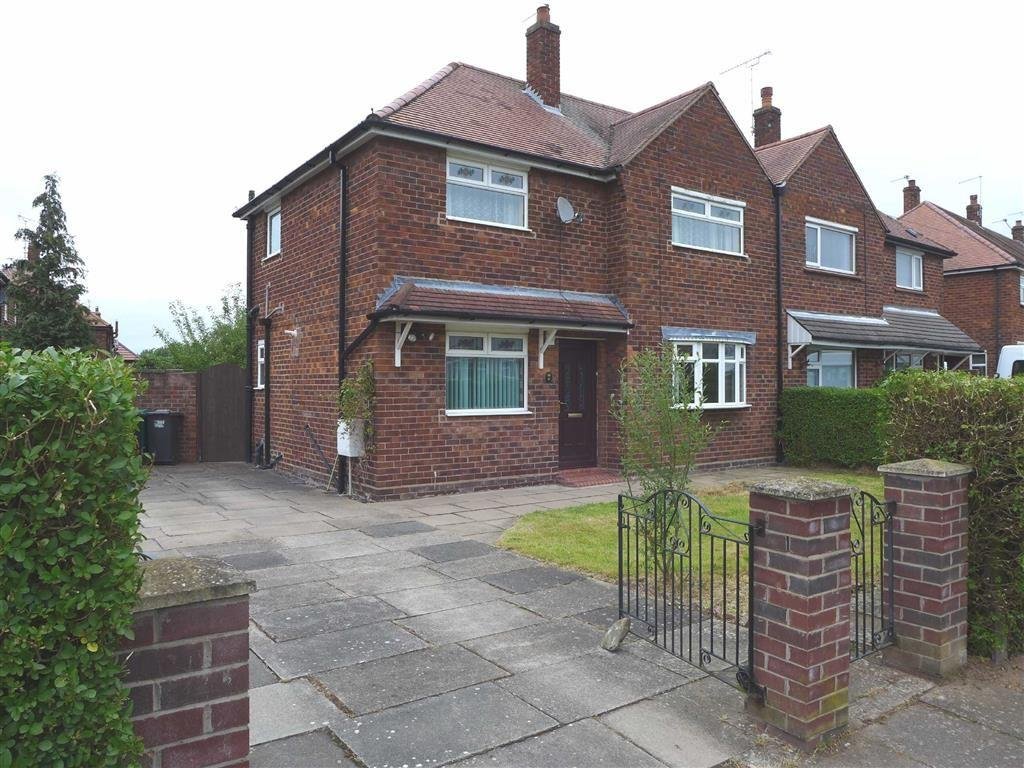 3 Bedrooms Semi Detached House for sale in Marple Crescent, Crewe