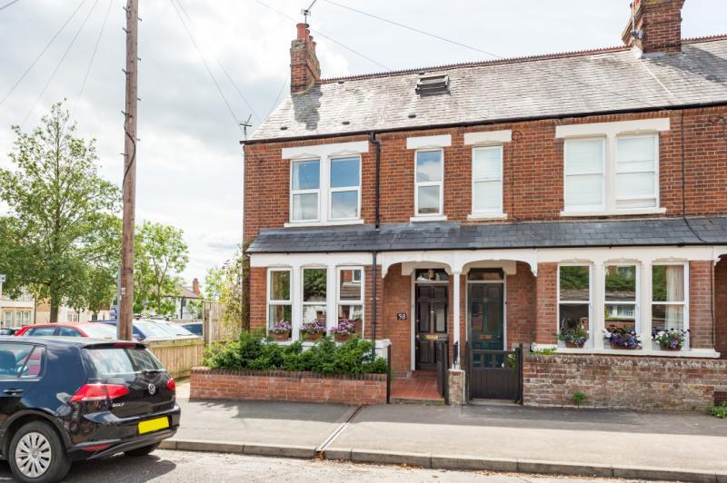 4 Bedrooms Terraced House for sale in Holyoake Road, Headington, Oxford, Oxfordshire