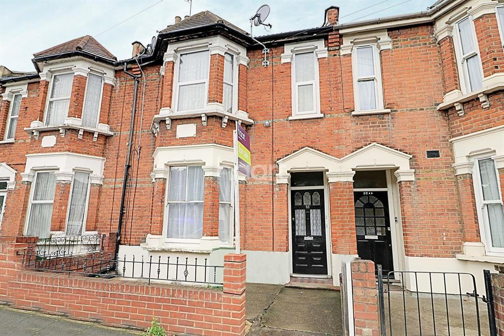 1 Bedroom Flat for sale in Little Ilford Lane, Manor Park