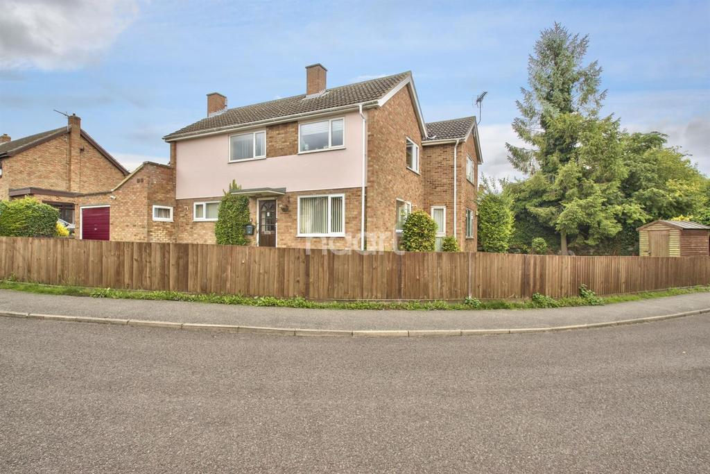 5 Bedrooms Detached House for sale in Flaxfields, Linton, Cambridgeshire