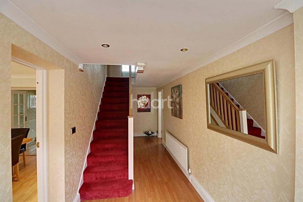 4 Bedrooms End Of Terrace House for sale in Pye Corner, Gilston