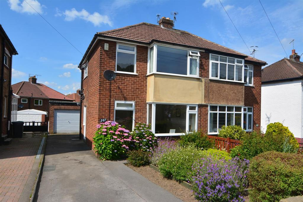 3 Bedrooms Semi Detached House for sale in Bradford Road, Otley