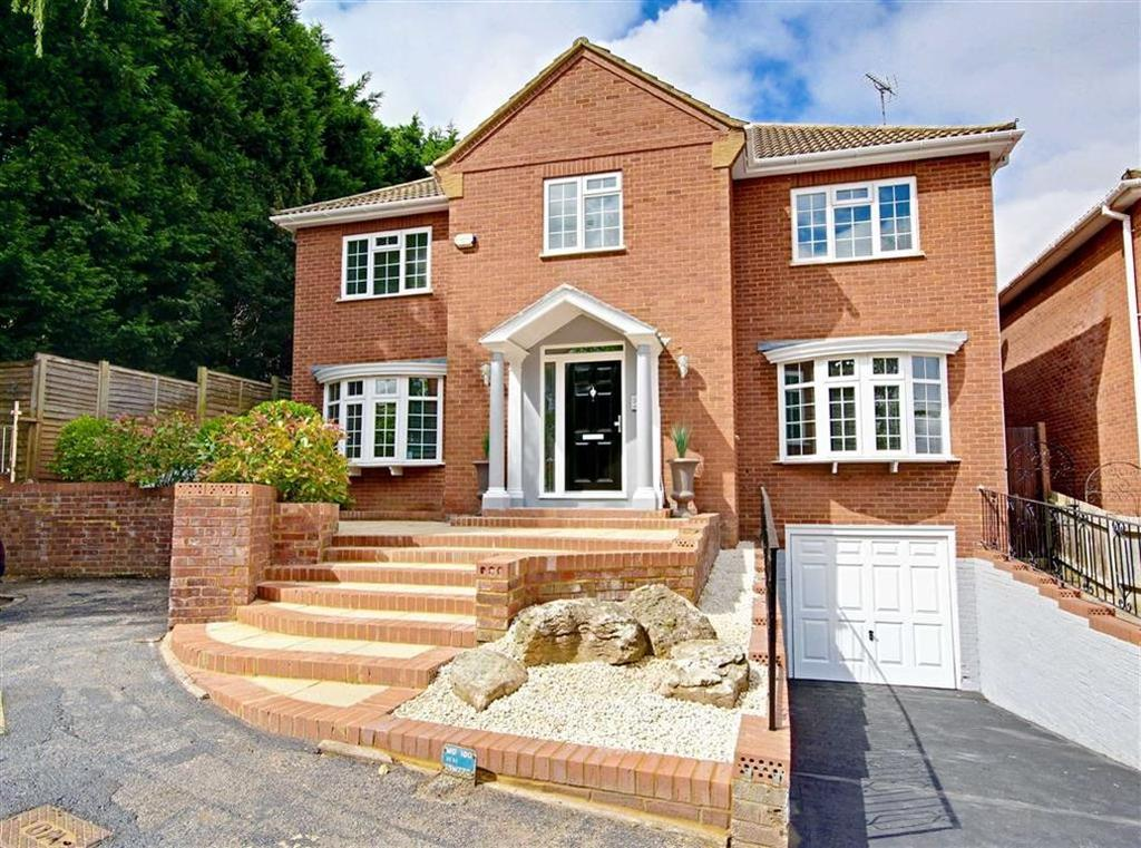 6 Bedrooms Detached House for sale in Belmor, Elstree, Hertfordshire
