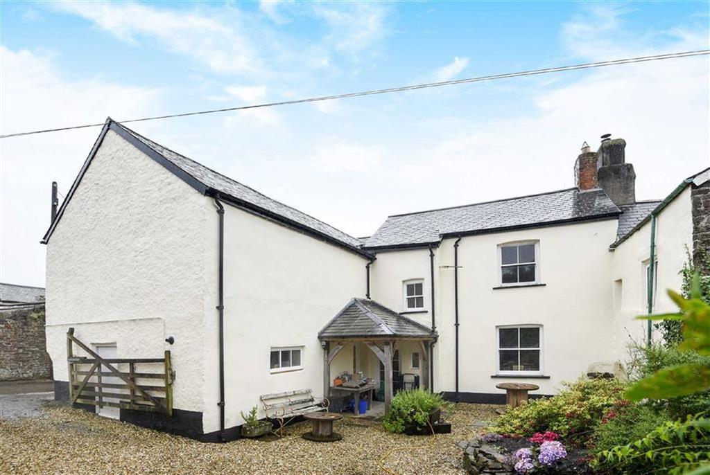 4 Bedrooms Semi Detached House for sale in High Street, High Bickington, Umberleigh, Devon, EX37